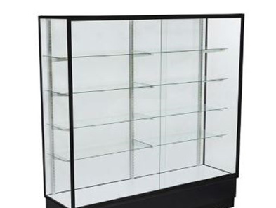 nd store fixtures glass display case retail display cases for sale online. Black Bedroom Furniture Sets. Home Design Ideas